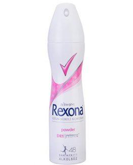 اسپری ضد عرق زنانه Powder dry رکسونا