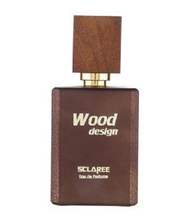 ادکلن مردانه اسکلاره مدل وود دیزاین