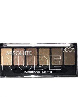 سایه چشم مدا مدل Absolute NUDE Eyeshadow Pallet