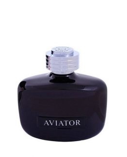 ادکلن مردانه پاریس بلو مدل Aviator Black Leather