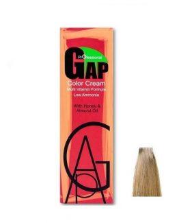 رنگ مو گپ سری طبیعی مدل بلوند خیلی روشن شماره ۹٫۰