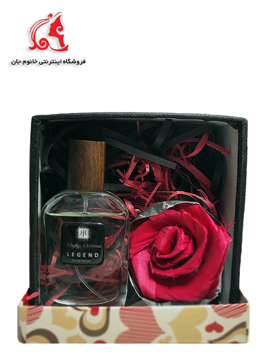ادکلن مردانه Ragby Perfume مدل لجند