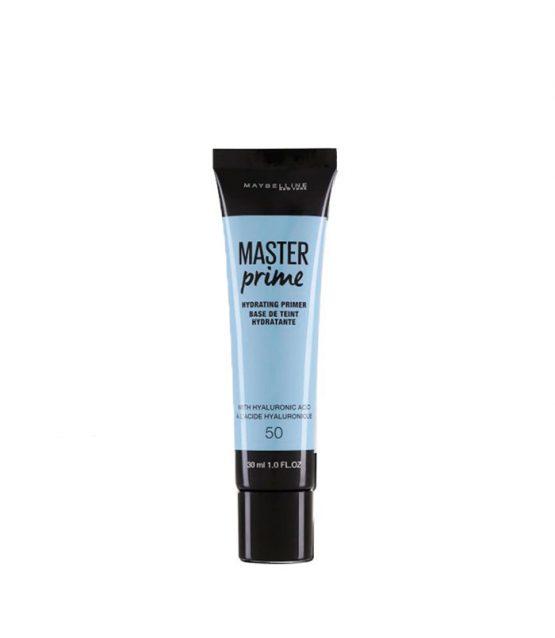 پرایمر میبلین شماره 50 مدل Master Prime Hydrating