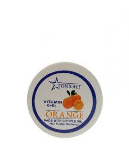 پد لاک پاک کن تونایت با رایحه پرتقال
